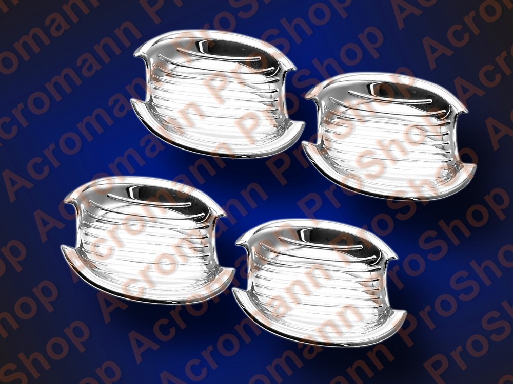 Chrome Door Handle Bowls for KIA K5